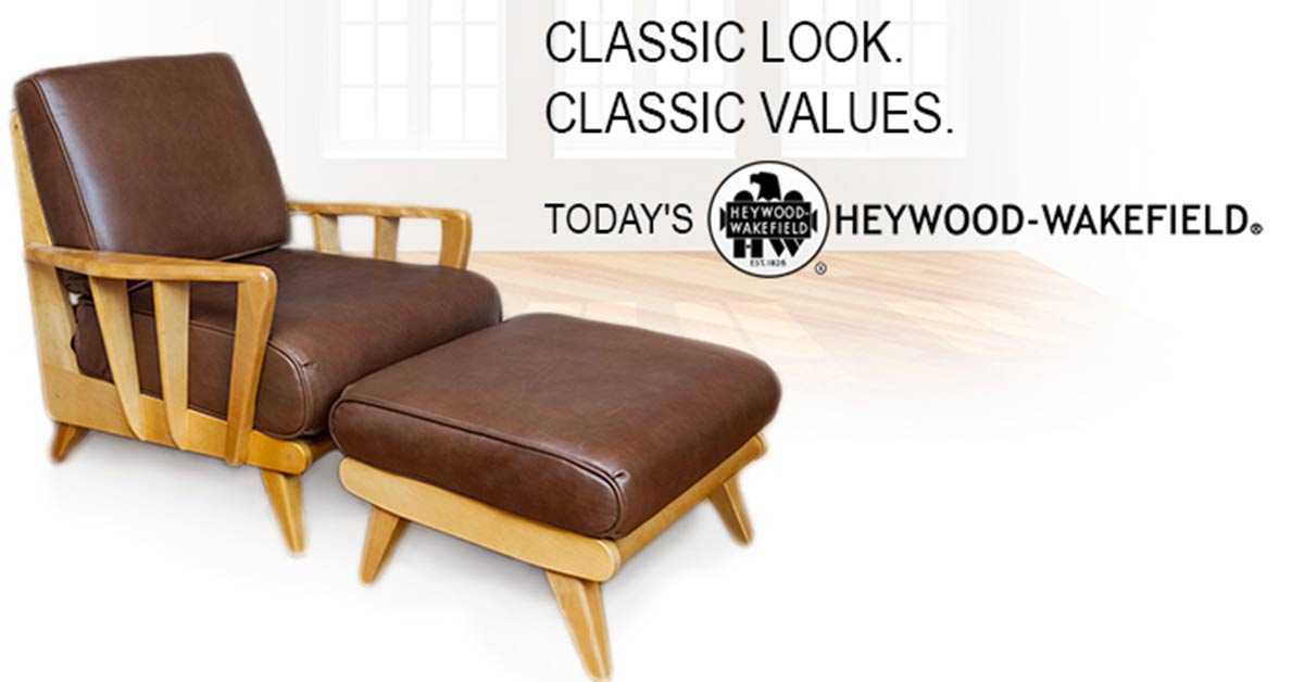 Exploring the New Heywood Wakefield Furniture Renaissance