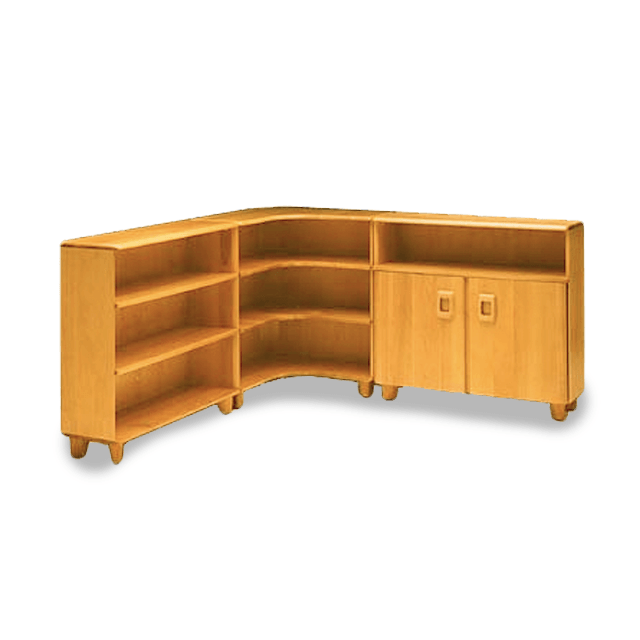 Bookcase, Combination