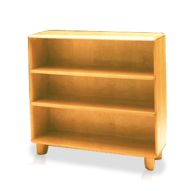 Straight, Bookcase