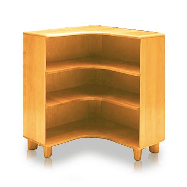 Corner, Bookcase