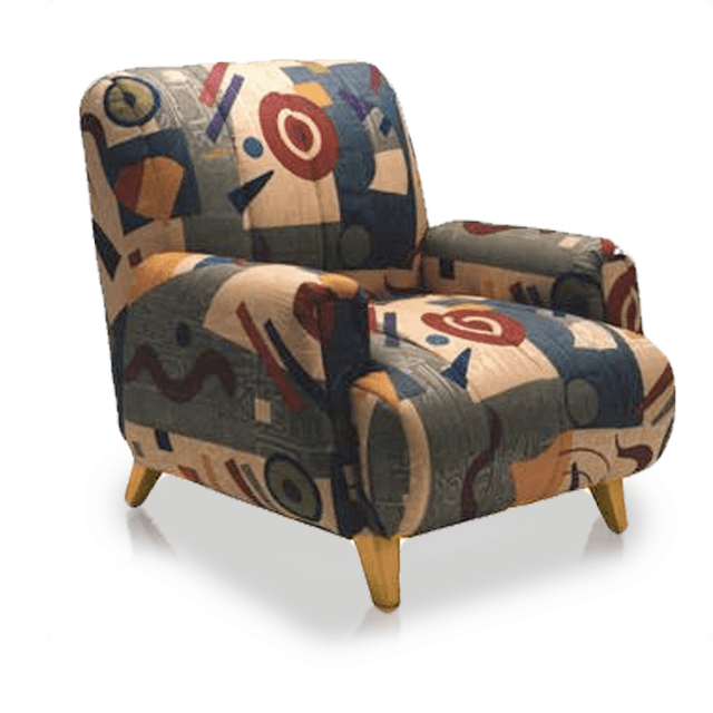 """Club Chair """"The Madeline Collection"""""""