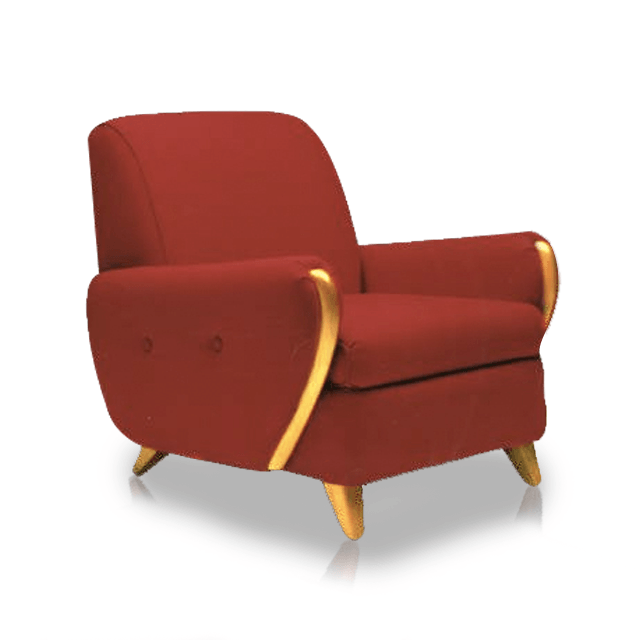 "Club Chair ""The Margaret Collection"""