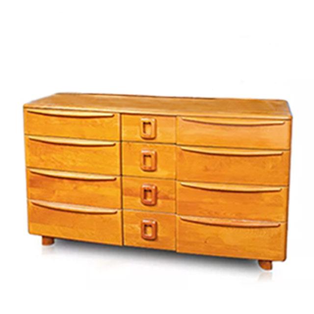 Mid Century Modern Furniture Hw Encore Triple Dresser