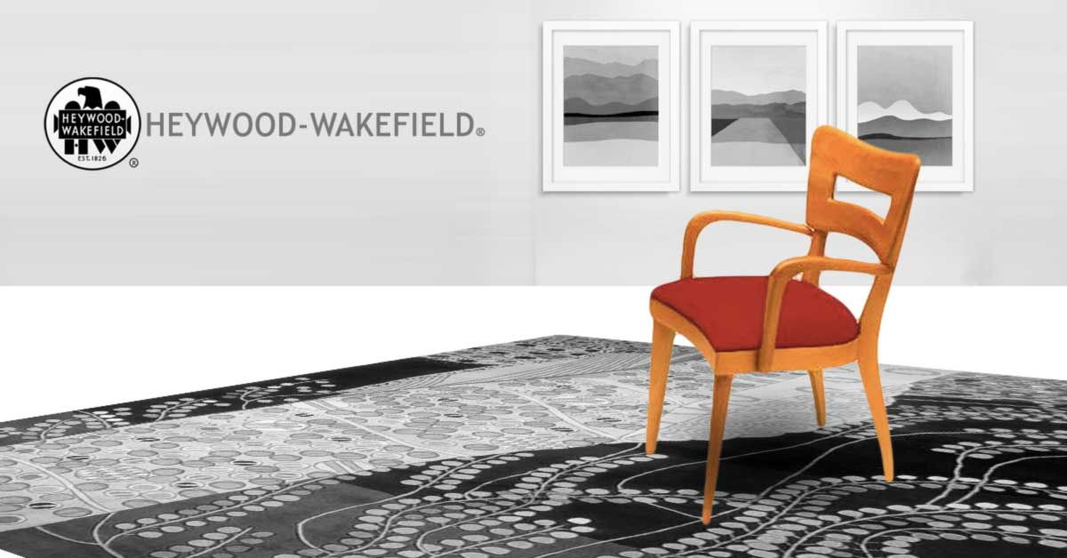 "Dining in Style with the Heywood-Wakefield ""Dog Biscuit"" Dining Arm Chair"