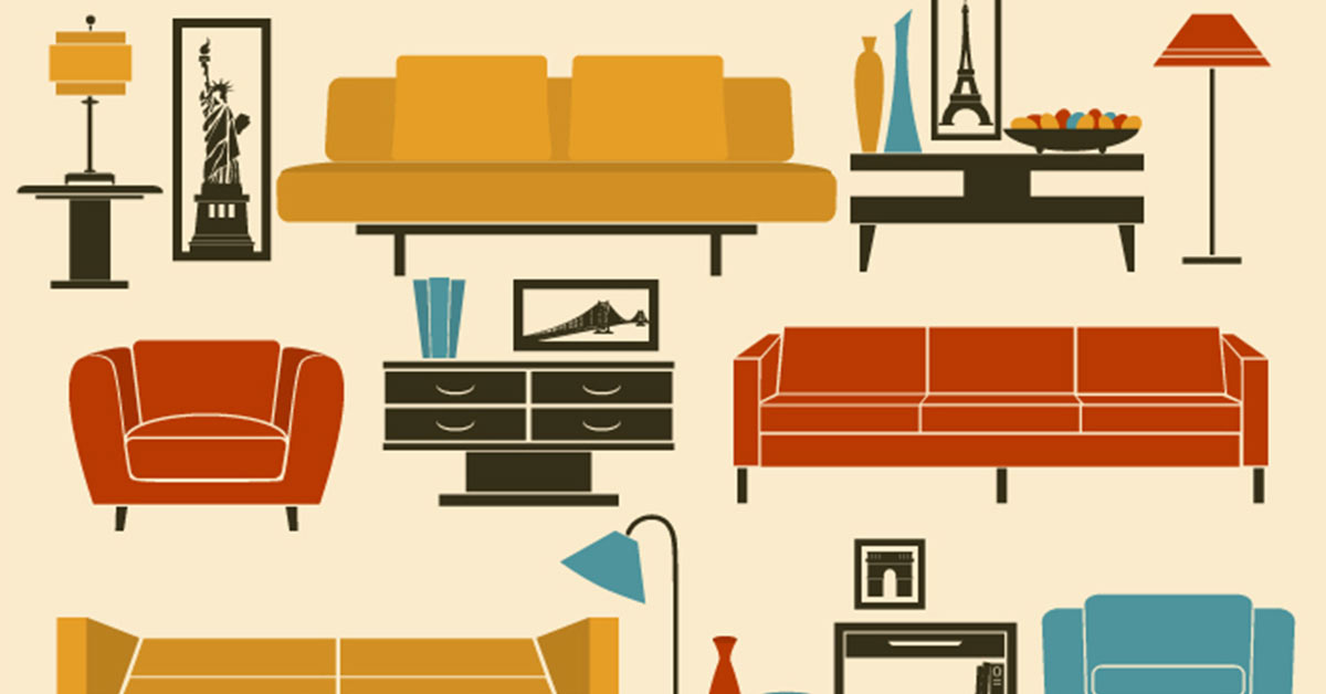 Retro Home Décor That's Totally Cool Today