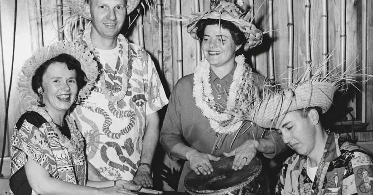 A Look at the Mid-Century Tiki Culture Craze