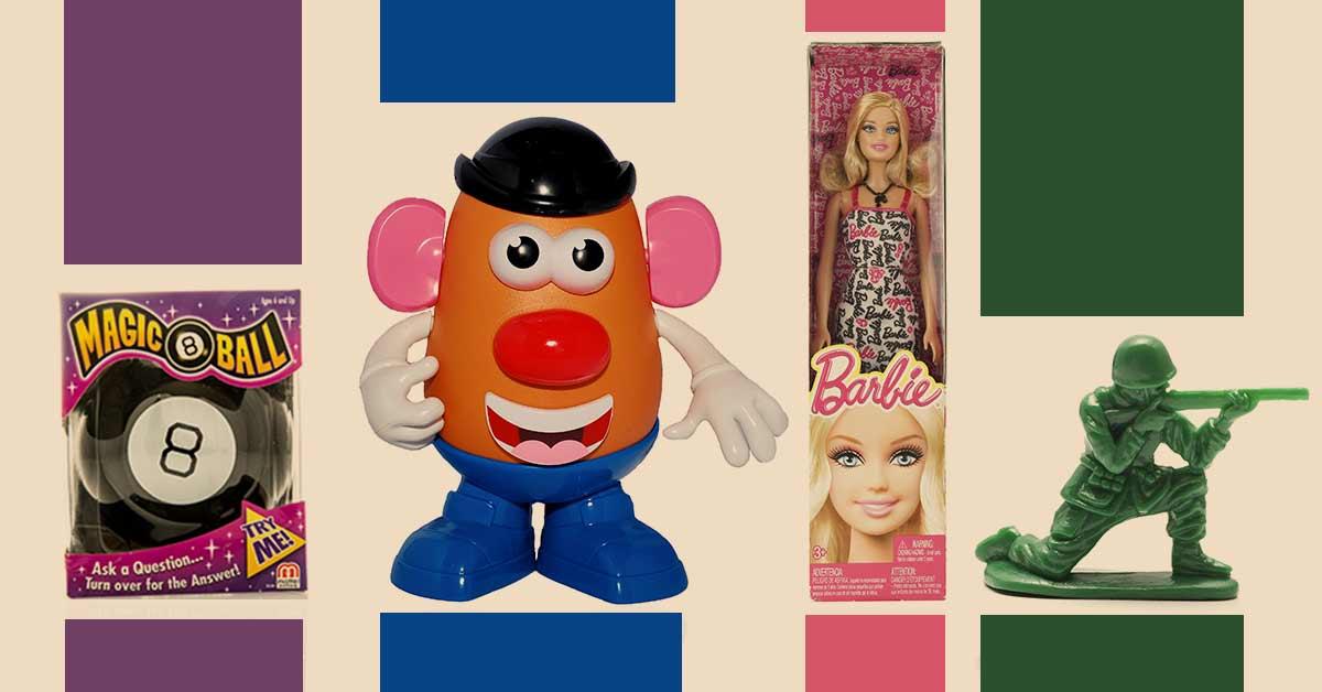 Хо, Хо, Ретро! 7 класичних іграшок 1950-х, які зробили найкращі різдвяні подарунки