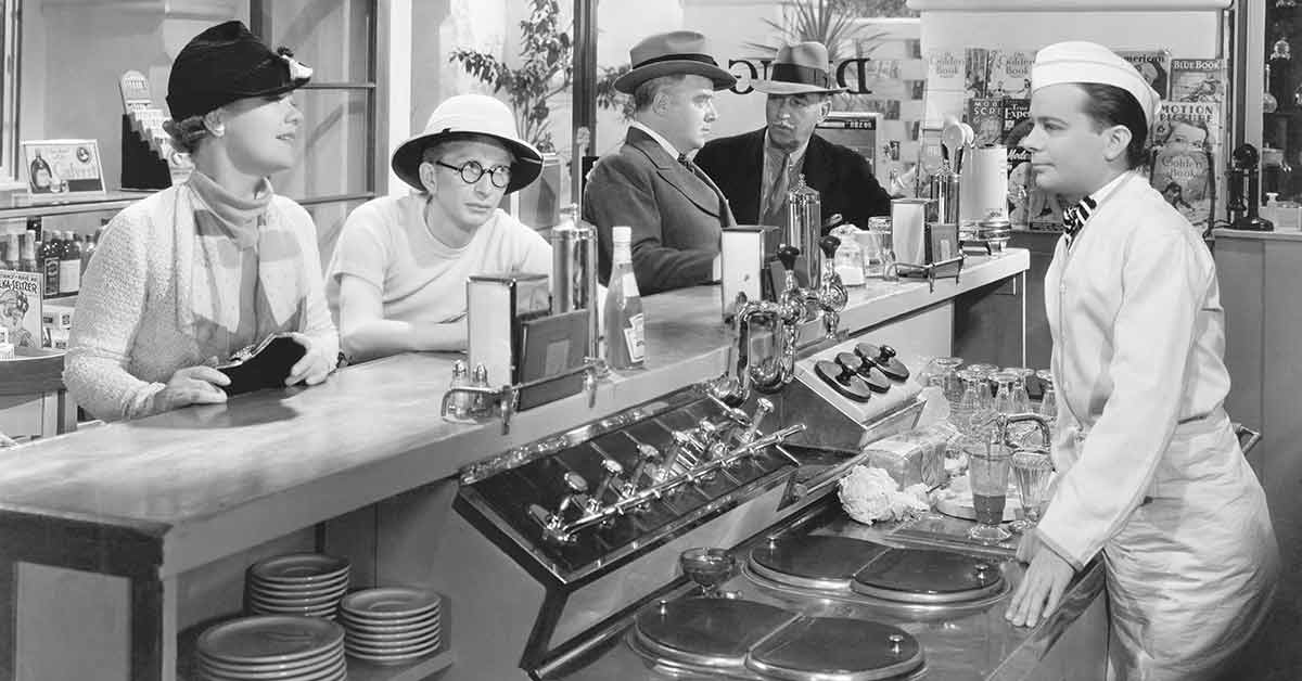 The Soda Fountain: A Mid-Century Icon