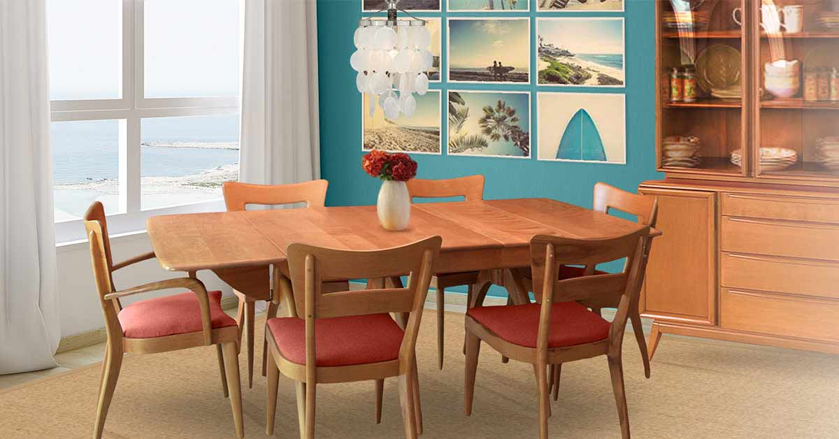 15 Tips for Arranging and Decorating a Small Dining Room