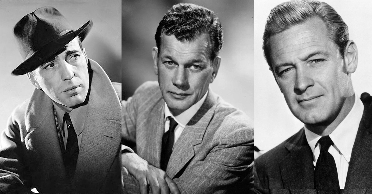 10 Legendary Movie Actors of the 1940s