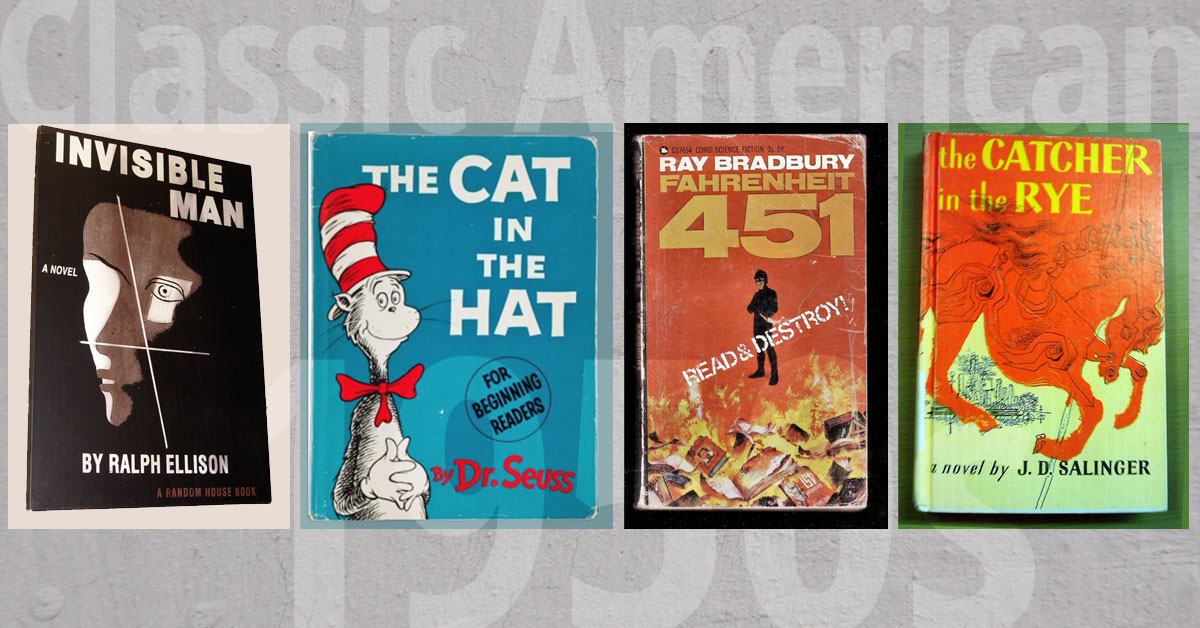 20 Classic American Books Published in the 1950s