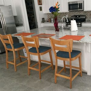 Counter Stool, Custom-sized