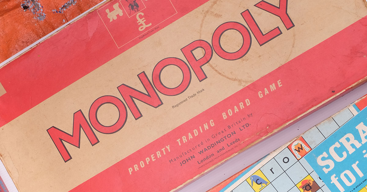 5 Classic Board Games from the Mid-Century Years