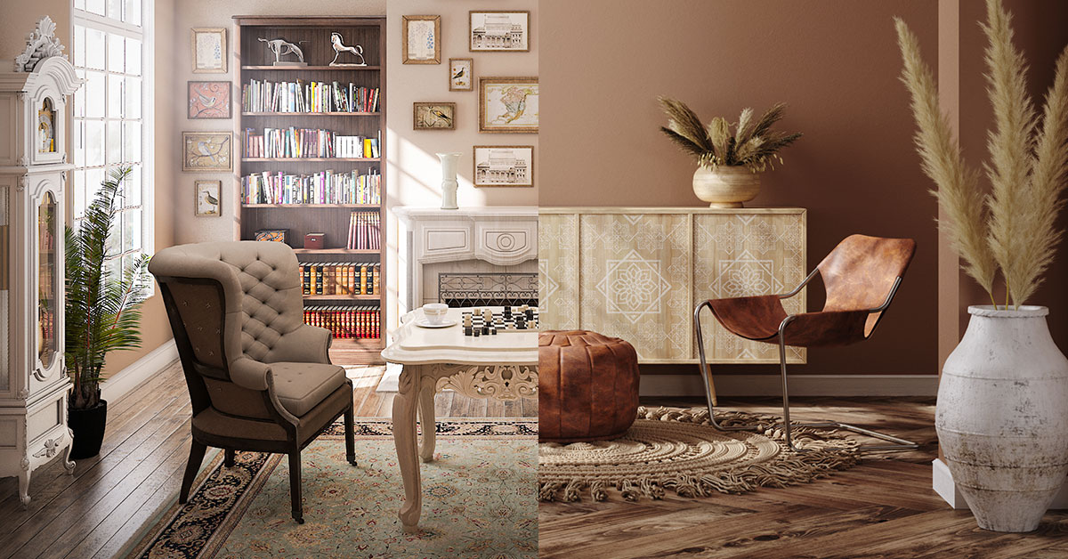 Home Décor Tips for Combining Classic and Contemporary Styles